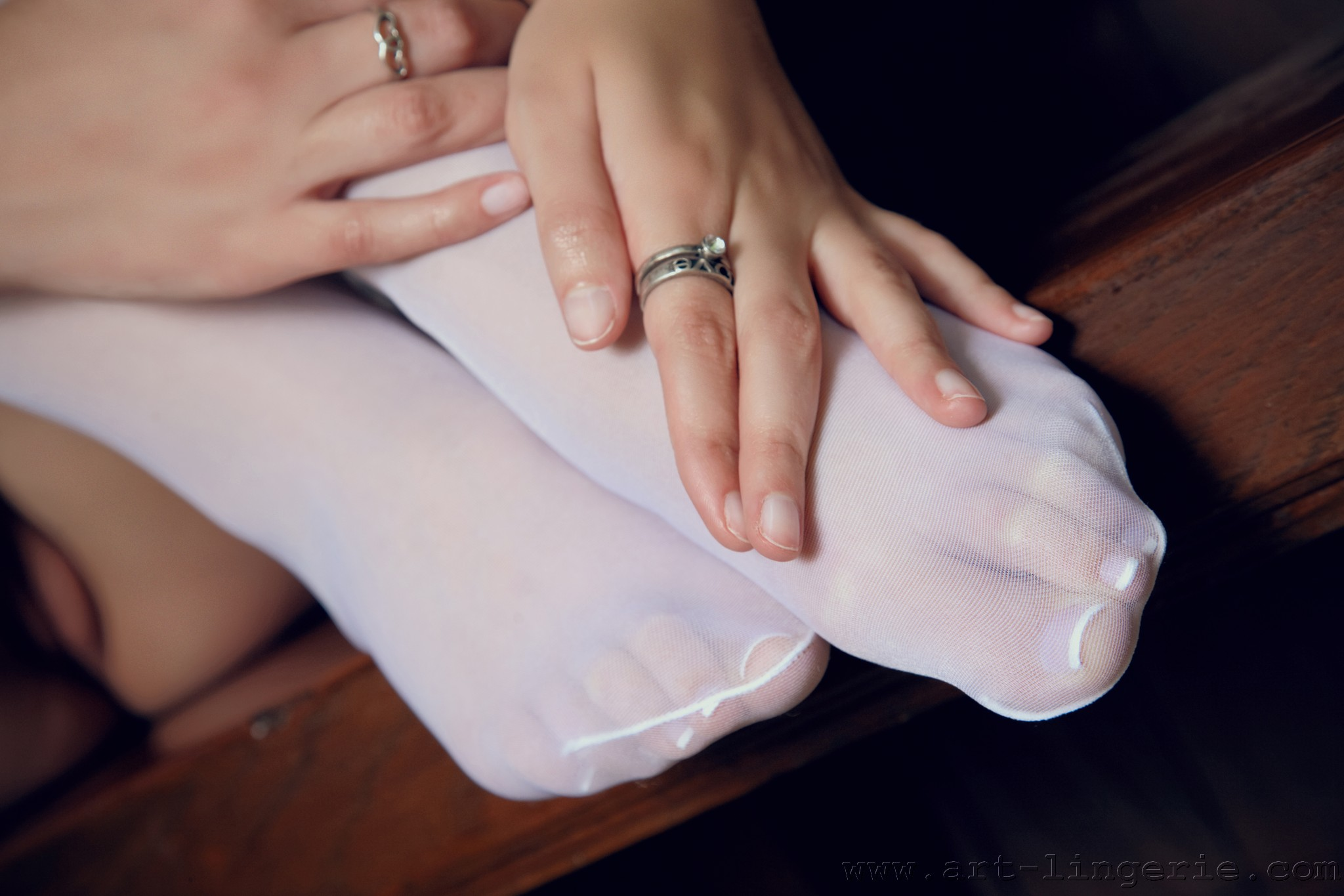 white stockings high heels slides related pics